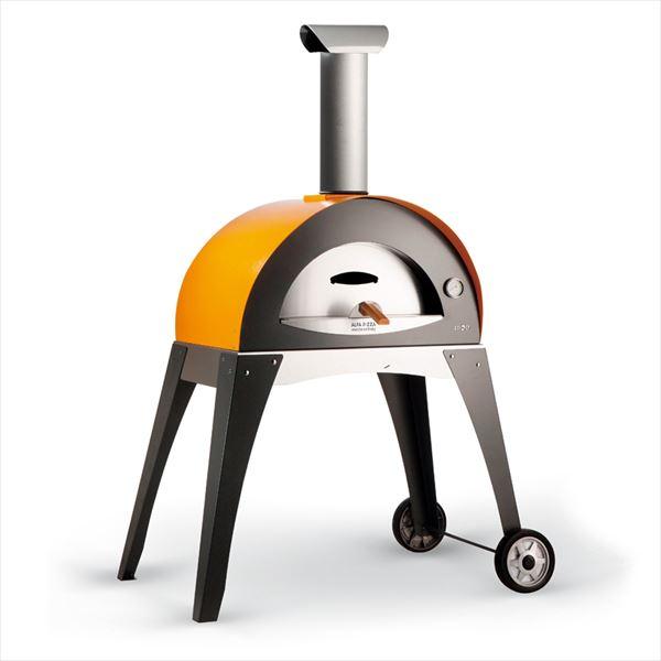 【 個人宅 配送不可 】オンリーワン ピザ窯 ALFA Ciao イタリア製 MD3-AC-Y 『屋外用ピザ釜 ピザ窯』 黄