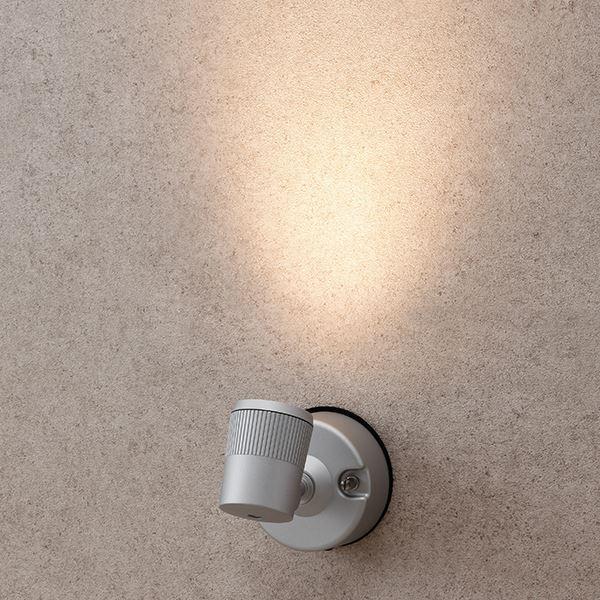 タカショー De-SPOT 100V 広角タイプ(壁付タイプ) 100V用 HFE-W09S #61839200 『エクステリア照明 ライト』 LED色・電球色