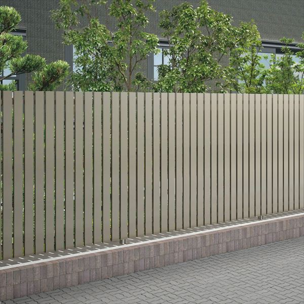 四国化成 スクリーンフェンス アレグリアフェンスTL2型 本体 AGTL2-2020 『アルミフェンス 柵』 ステンカラー