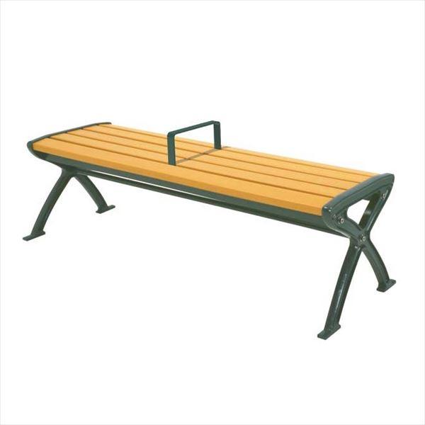 ミヅシマ工業 セパレートベンチSB1 背無し SB1-SC 244-0070 『ガーデンベンチ・公共向け』