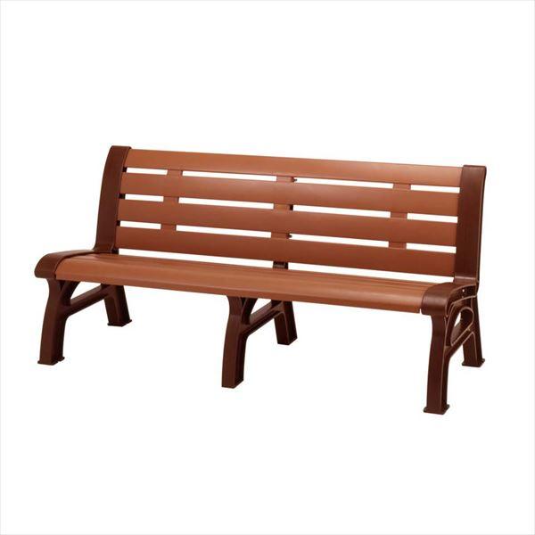 ミヅシマ工業 エコベンチ 本体 241-0380 『ガーデンベンチ・公共向け』