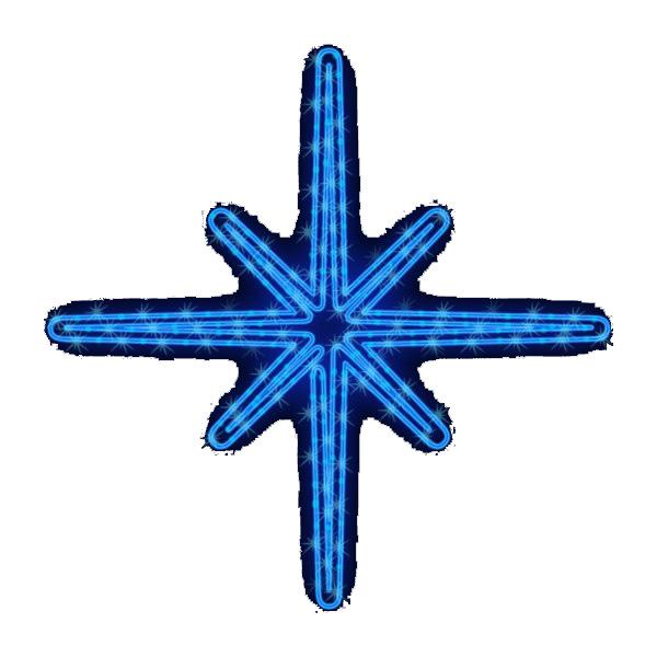 タカショー MKイルミネーション 2Dモチーフ アステロスター MKJ-708B #69487700 『エクステリア照明 ライト』 青