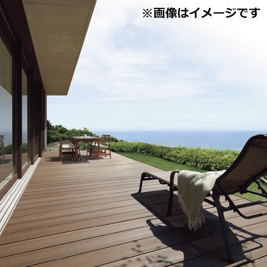 日本人気超絶の リクシル TOEX 樹ら楽ステージ 木彫 間口2.0間×出幅6尺 標準束柱Aセット 『ウッドデッキ キット 人工木 腐りにくく美しい樹脂デッキ』, おたからや f83d46c3