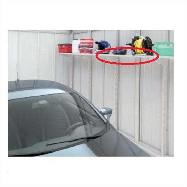 <title>イナバ物置 オプション ガレージを賢く使う棚板です ガレーディア GRN 用 棚板 2020新作 G23-2 2枚1組 梱包番号 B9-7223</title>