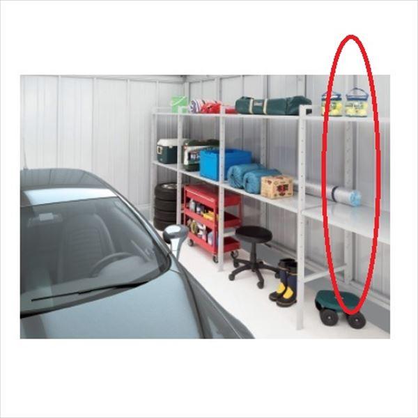 ふるさと割 イナバ物置 一部予約 オプション 棚板を取付するための金具セットです ガレーディア GRN 棚板 梱包番号 用 H8-3989 棚支柱用ベース