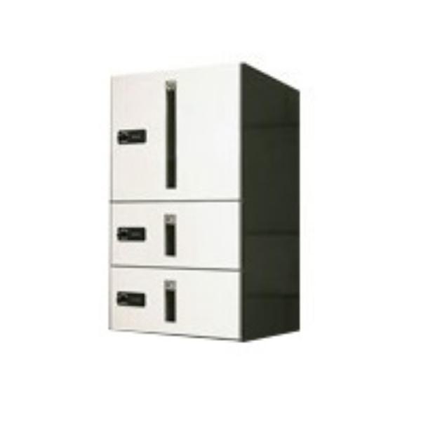 田島メタルワーク マルチボックス MULTIBOX GX-D5W 上段タイプ 小型荷物用/中型荷物用 スチール 『集合住宅用宅配ボックス マンション用』