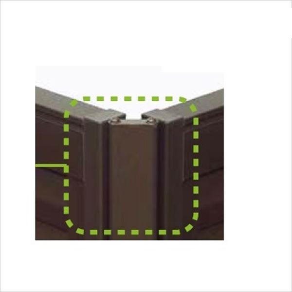LIXIL TOEX 防音フェンス すやや用部材 目隠しコーナー継手  高さ:2000用