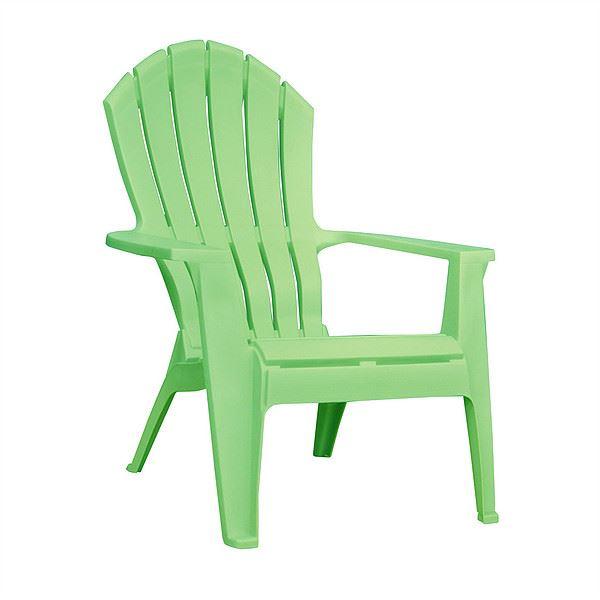 TOSHO ガーデンチェアー アディロンダック アメリカ製 プラスチック素材 #8371-08-3700 サマーグリーン