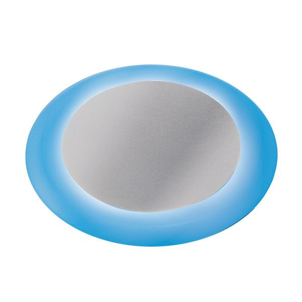 タカショー 地中埋込型ライト フロストタイプ(ローボルト) リングフラットライト HCD-B16S #73548800 *LED交換不可 『エクステリア照明 ライト』