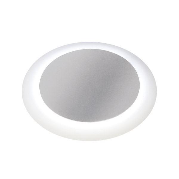 タカショー 地中埋込型ライト フロストタイプ(ローボルト) リングフラットライト HCD-W16S #73550100 *LED交換不可 『エクステリア照明 ライト』