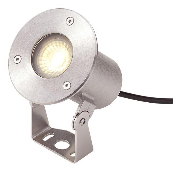 タカショー ウォーターライト 据置タイプ アップライト2型 HHA-D12S #75586800 シルバー/電球色