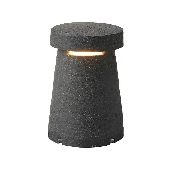 タカショー 和風陶器スタンド 月暈(つきがさ) HGA-D13N #75903300