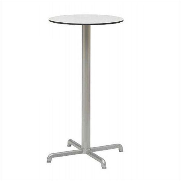 タカショー カリス ハイテーブル 60 NAR-T03G #33589300 『ガーデンテーブル』 グレー
