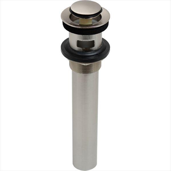 オンリーワン  アンティーク水栓 排水部品  プッシュ式ドレンユニット32(横穴付き)  AE4-MAPDHBN   『水栓柱・立水栓 室内専用』 Bニッケル
