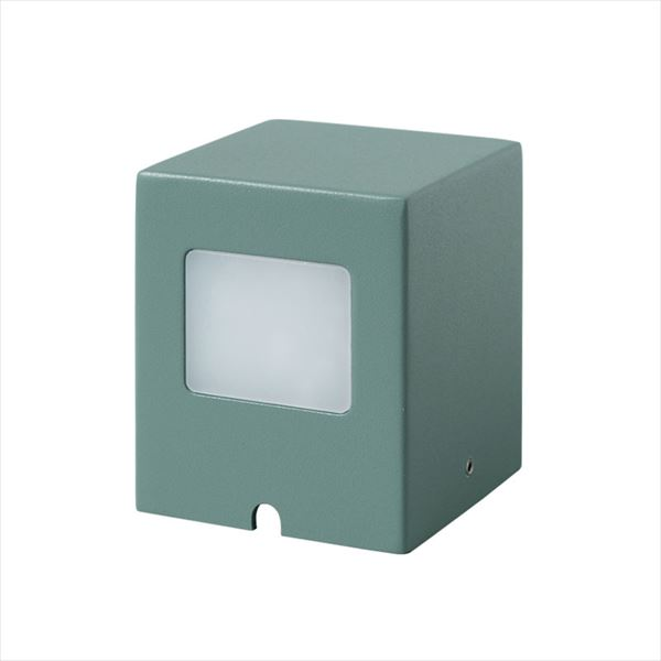 アースグリーン オンリーワン MY1-3092 スクエアタイプ 1個  デュアルライト 『エクステリアライト 屋外照明』   0.3W プリモ