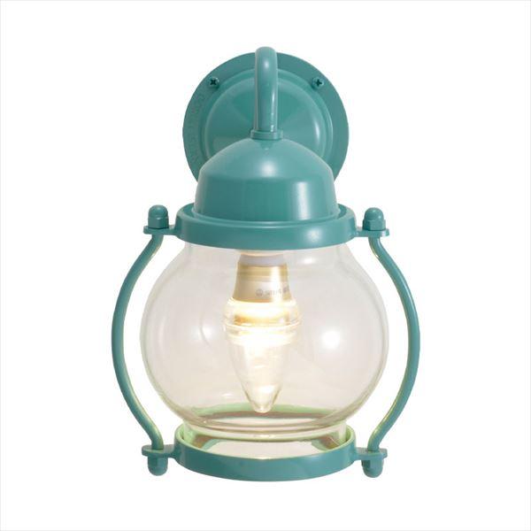 オンリーワン 真鍮製ポーチライト BR1700 クリアーガラス(LED仕様)  メイグリーン GI1-750213  『エクステリアライト 屋外照明』