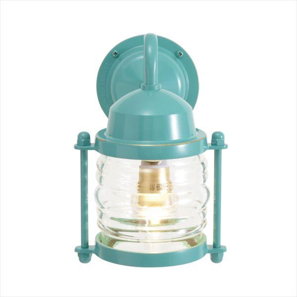 オンリーワン 真鍮製ポーチライト BR1710 クリアーガラス(LED仕様)  メイグリーン GI1-750226  『エクステリアライト 屋外照明』