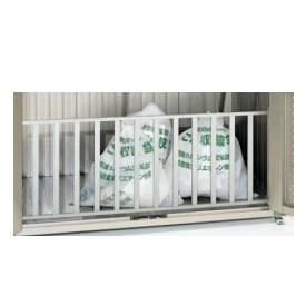 四国化成 ゴミストッカーPL用 GS全面パネル 引き戸式専用(1枚入り) 『ゴミ収集庫』『ダストボックス ゴミステーション 屋外』 ステンカラー
