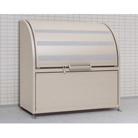 四国化成 ゴミストッカー AP2型(575L) GSAP2-1212SC 『ゴミ袋(45L)集積目安 12袋、世帯数目安 6世帯』 『ゴミ収集庫』『ダストボックス ゴミステーション 屋外』 ステンカラー