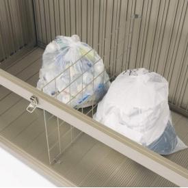 三協アルミ ダスティンG D800用 間仕切り板 『ゴミ収集庫』 アーバングレー