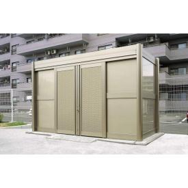 三協アルミ ダスティン 標準パネルタイプ GOC-33-15 『ゴミ収集庫』 アーバングレー