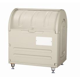 アロン化成 ステーションボックス #500A(アジャスター仕様) 『ゴミ袋(45L)集積目安 11袋、世帯数目安 5世帯』 『ゴミ収集庫』 ウォームグレー