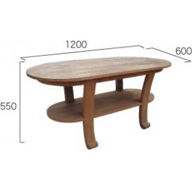 ジャービス商事 ロマンティックテーブル 『ガーデンテーブル』 無塗装