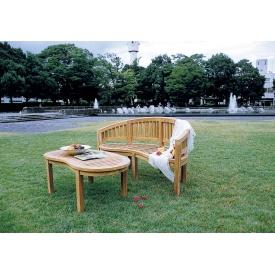 ジャービス商事 バナナテーブル 『ガーデンテーブル』 無塗装