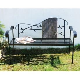 オンリーワン アイアン+バーンウッドベンチ 『ガーデンベンチ』