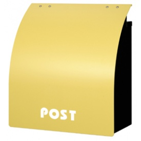 店舗良い 丸三タカギ ウィングポスト (壁付け&スタンド取付タイプ) A-5 前入れ前取出し 『郵便ポスト』:エクステリアのプロショップ キロ-エクステリア・ガーデンファニチャー