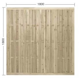【初回限定】 『欠品中』タカショー e-ウッドパネル3型 別注塗装済み(ホワイト):エクステリアのプロショップ キロ W18 (やまと縦型) 『緑化 天然木フェンス 柵』-エクステリア・ガーデンファニチャー