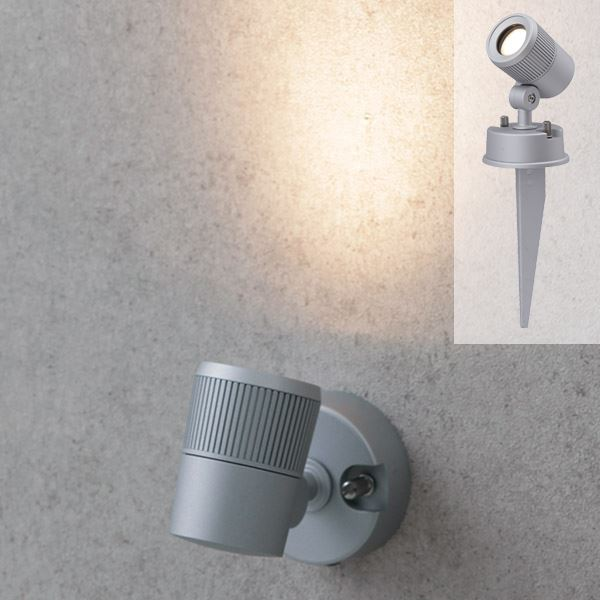 タカショー De-SPOT 広角タイプ(LED色:電球色) 12V用 HBB-010D #49902100 『ローボルトライト』 『エクステリア照明 ライト』
