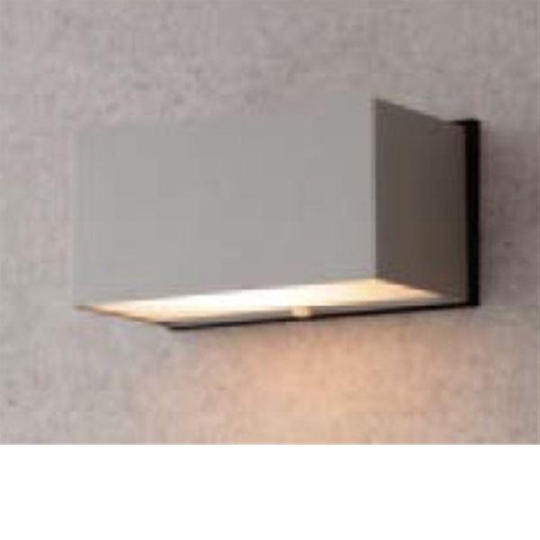 タカショー エクスレッズ ウォールライト5型 (LED色:電球色) 12V用 HBG-D02G #61124900 『ローボルトライト』 『エクステリア照明 ライト』 グレイッシュゴールド