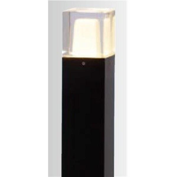 タカショー スタイルポールライト 10型(LED色:電球色) 100V用 HFD-D03K 100V用 『エクステリア照明 ライト』 ブラック