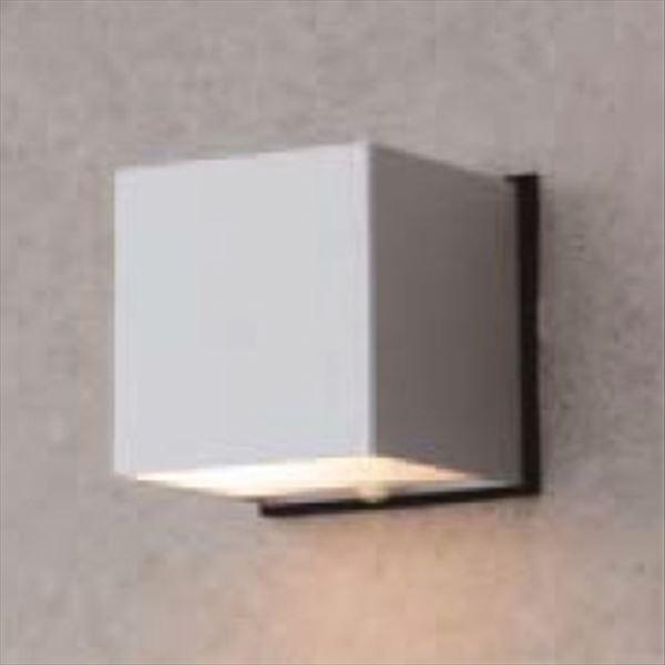 タカショー スタイルウォールライト 2型(LED色:電球色) HFB-D01S #61177500 『100Vライト 表札灯』 『エクステリア照明 ライト』 シルバー