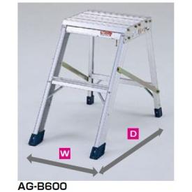 ピカコーポレイション 折りたたみ式作業台 AG-B600