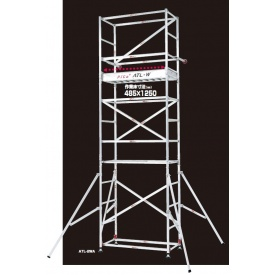 ピカコーポレイション パイプ製足場ハッスルタワー 1段セット ATL-1WA