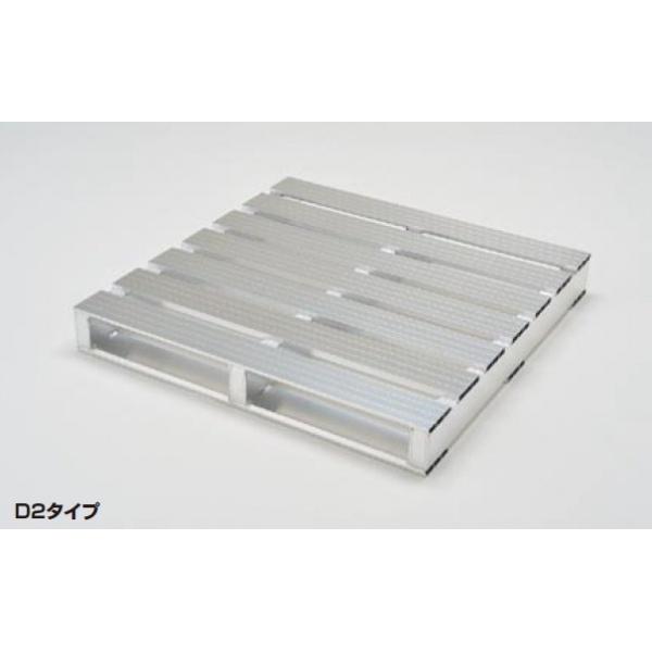 ピカコーポレイション アルミ製パレット PTA-1010D2