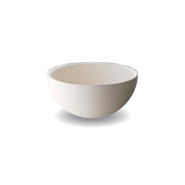 オンリーワン 信楽焼手洗い鉢Φ300 MZ4-1016WB  ベージュマット