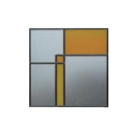 オンリーワン SGOステンドグラス ウッドフレーム 付き GS4-SGOHO + GS4-SGOWF ホープ