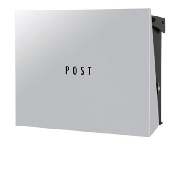 オンリーワン パーサスNEO PLAIN(壁掛タイプ) NA1-PT12FS 『郵便ポスト』 フロストシルバー