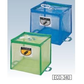 ヤマザキ 折りたたみ式回収ボックス ECO-340