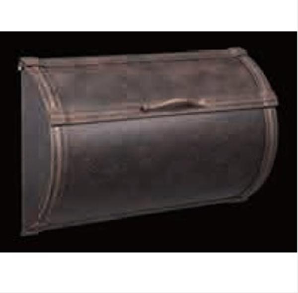 オンリーワン ハイビポスト ノストB(SUS) MA1-64395002 『郵便ポスト』 ラスティブラウン