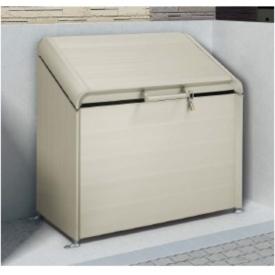 四国化成 ゴミ ストッカー AP4型(間口1200・奥行600) GSAP4-1212SC 『ゴミ袋(45L)集積目安 12袋、世帯数目安 6世帯』 『ゴミ収集庫』『ダストボックス ゴミステーション 屋外』