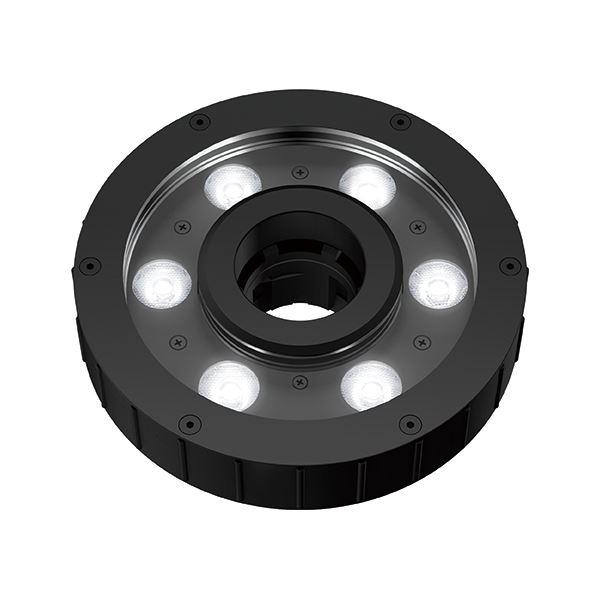 タカショー ウォーター ファウンテンライト(LED色:白色)HHA-W09K 12V用 #73084100 『ローボルトライト』 『エクステリア照明 ライト』