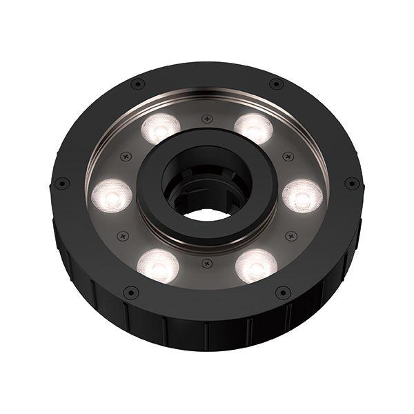 タカショー ウォーター ファウンテンライト(LED色:電球色)HHA-D09K 12V用 #73079700 『ローボルトライト』 『エクステリア照明 ライト』
