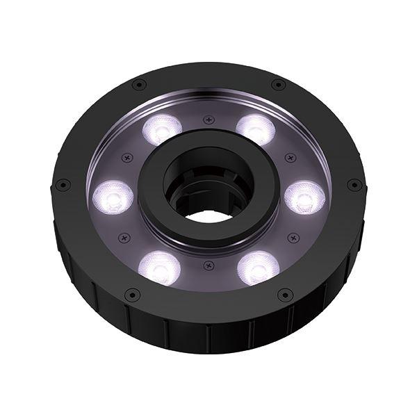 タカショー ウォーター ファウンテンライト(LED色:RGB色)HHA-M09K 12V用 #73080300 『ローボルトライト』 『エクステリア照明 ライト』