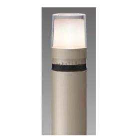 タカショー De-Pole 調光リング 100V 1型(LED色:白色) HFD-W29G 『エクステリア照明 ライト』 グレイッ シュ ゴールド