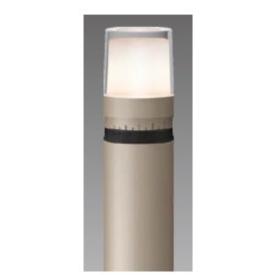 タカショー De-Pole 調光リング 100V 2型(LED色:電球色) HFD-D30G 『エクステリア照明 ライト』 グレイッ シュ ゴールド