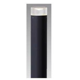 タカショー スタイルポールライト 11型(LED色:電球色)HFD-D31K 100V用 『エクステリア照明 ライト』 ブラック